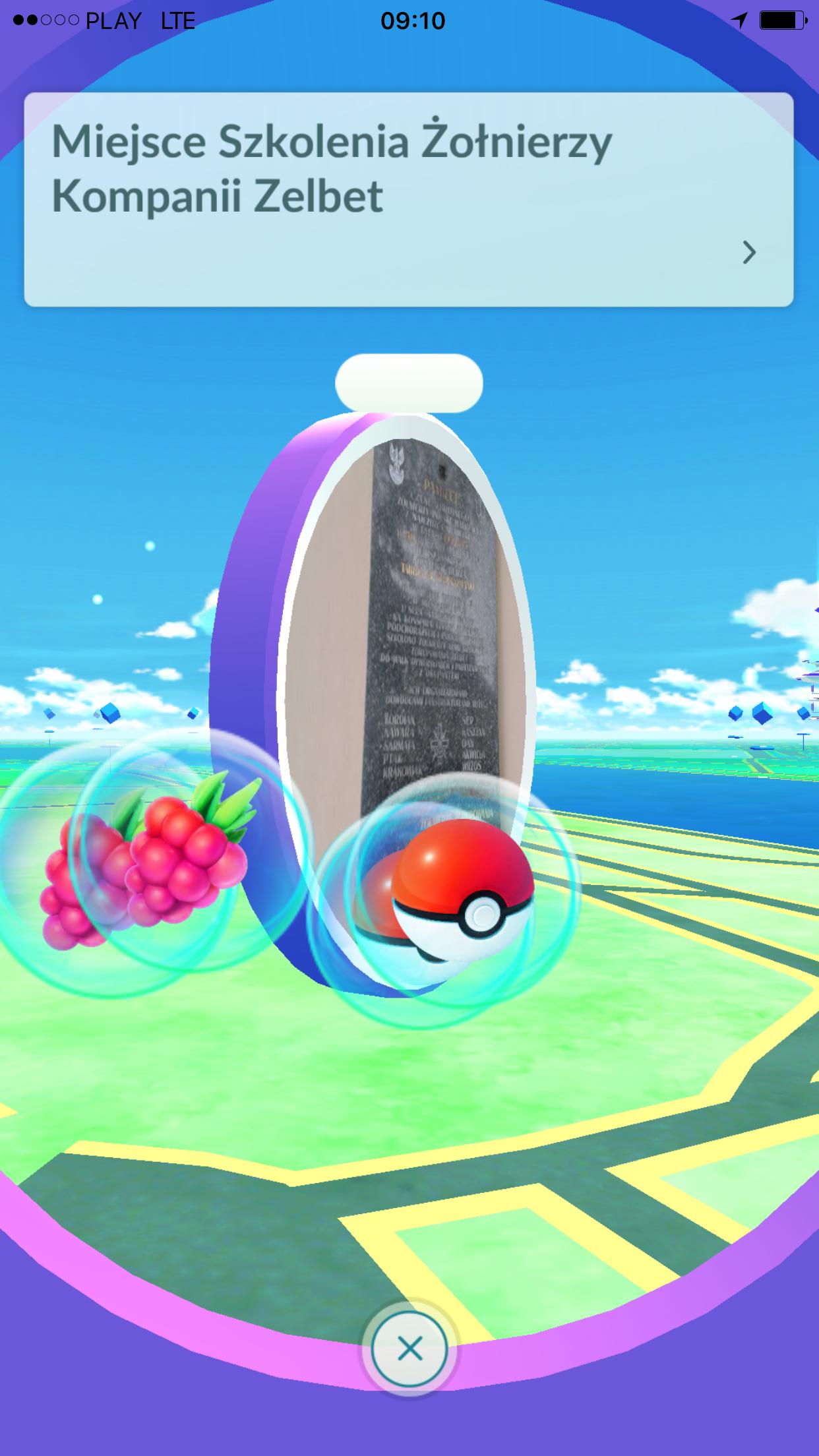 Pokestop - Pokemon GO